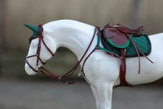 Model Horse Tack by MidnightLine Studio Model Horse Tack by MidnightLine Studio - Art Of Equitation Equestrian Boots, Equestrian Outfits, Equestrian Style, Equestrian Problems, Miniature Horse Tack, Schleich Horses Stable, Western Horse Tack, Western Saddles, Bryer Horses