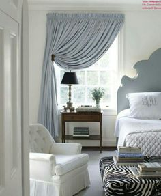 Perfect for French style guest room!