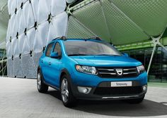The Dacia Sandero Stepway it's a smart-looking, spacious and comfortable car, and when you see how little you have to spend to get so much, it's an astonishing package. New Upcoming Cars, Suv Cars, Herefordshire, Car Ins, Vehicles, Easy, Design, Rs 5, December 2014