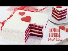 TORTA FURBA RED VELVET ricetta facile - Red Velvet Cake Speciale per San Valentino di Benedetta - YouTube