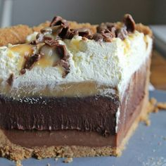 Pie Dessert, Cookie Desserts, Fika, Food Cakes, Baked Goods, Mousse, Cake Recipes, Cheesecake, Deserts