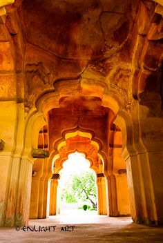 Arches & Hallways