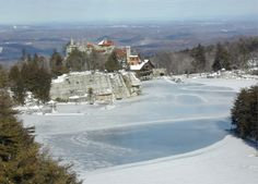 #Mohonk #Mountain #House · Cross-country skiing page
