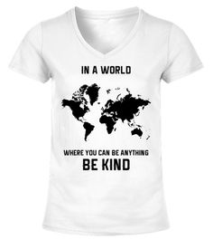 you can be anything be kind shirt