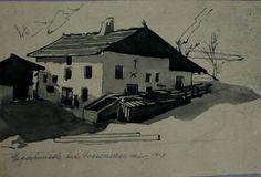 Alois K. Innsbruck, Box Art, Architecture, Painting, Kunst, Arquitetura, Painting Art, Paintings, Architecture Design