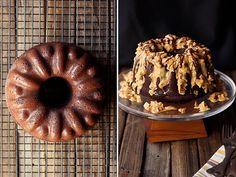 Grain-free German Chocolate Bundt Cake {Gluten-free, Dairy-free, Paleo-Friendly}  // Tasty Yummies