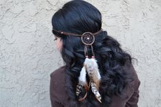 Native Dreamcatcher Headband