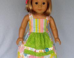 18 inch doll Halloween dress and Spider cape. Fits von ASewSewShop