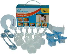 $12.99-$12.99 Baby The Dream Baby Household Safety Kit Helps to Prevent Potential Hazards. Childproof your Home and Rest Easier with the Varied Safety Products. The Kit Provides a Compressive Range of Safety Solutions and Must-Haves so that Babies and Toddlers can Explore and Grow in a SECURE Environment. The Dream Baby Household Safety kit Consists of 26 Pieces.
