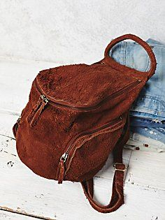 Royale Distressed Backpack