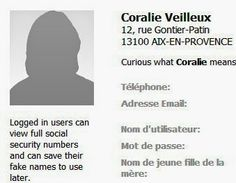 Comment créer un faux profil en ligne en 1 seul clic?