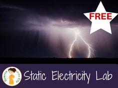 This is a middle school static lab. It consists of an explanation, with diagrams, of static electricity and then five stations of activities for students to explore static electricity. It also has summary questions for them to answer to process and assess their knowledge. Materials needed: Pop ...