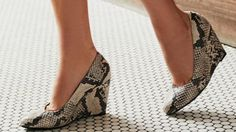 Snake Skin, Espadrilles, Shoes, Fashion, Espadrilles Outfit, Moda, Zapatos, Shoes Outlet, Fashion Styles