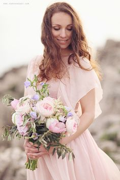 #wedding #bride# weddingdress #pinkdress #inspiration