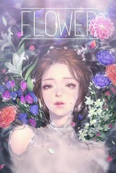flower by lovecacao
