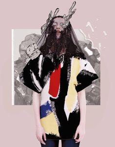 Karolina Sikorska By Nat Prakobsantisuk For Vogue Thailand May 2014 5