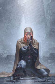 Black Widow by Jung-Geun Yoon
