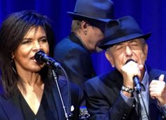 Leonard Cohen and Sharon Robinson, Worldtour 'Old Ideas' 2012-2013