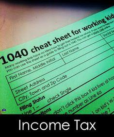 1040 Income Tax Cheat Sheet for Kids Seventh Grade Math, Teaching 6th Grade, Teaching Math, Teaching Ideas, Maths Classroom Displays, Math Classroom, Classroom Walls, Classroom Ideas, Math Cheat Sheet