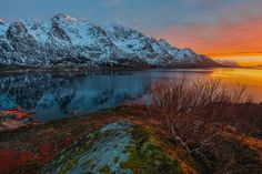 The battle between warm and cold by Zsolt Kiss on 500px