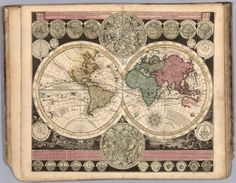 Browse All : Atlas Map - David Rumsey Historical Map Collection