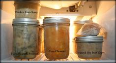 Freezing in Canning Jars 101