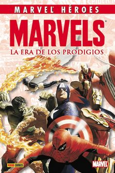17 Marvels: La era de los prodigios