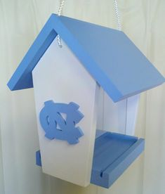 As for me and my birds, we will cheer for our Tarheels