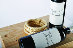 "#Wine-#Label ""Elnudo"" for WEIN & VINOS