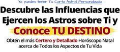 Descubre las Influencias que los Ejercen Astros sobre Tu DESTINOS
