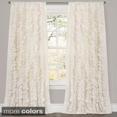 Shop for Lush Decor Belle 84-inch Curtain Panel. Free Shipping on orders over…