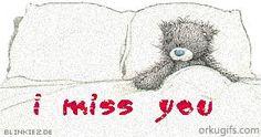 Tatty Teddy Miss You