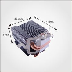 LGA 775 CPU cooler. #HEATSINK #CPUCOOLER