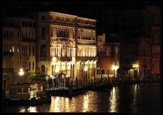 Italy Picture: View from Rialto Bridge