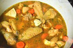 Pollo Guisado (Puerto Rican Chicken Stew)   Delish D'Lites