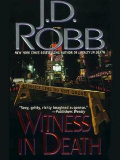 Witness in Death by J. D. Robb, http://www.amazon.com/dp/B000OIZSEQ/ref=cm_sw_r_pi_dp_2UUeqb00K2EJ7