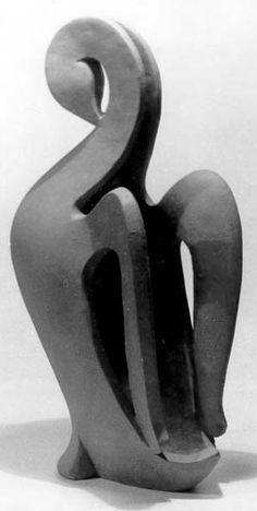 Hakkı İzzet, bird, 1958 (Erdinç Bakla archive)