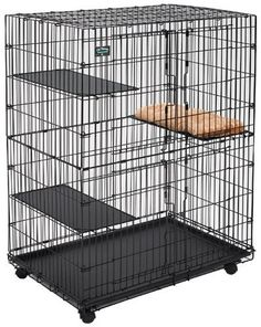Midwest Homes for Pets 36 inches long by 23.5 inches wide by 50.5 inches high Cat Playpen - http://www.thepuppy.org/midwest-homes-for-pets-36-inches-long-by-23-5-inches-wide-by-50-5-inches-high-cat-playpen/