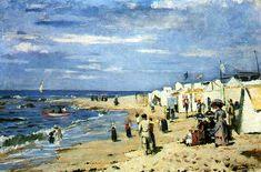 Marques-oliveira praia-de-banhos1 - João Marques de Oliveira – Wikipédia, a enciclopédia livre