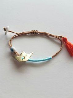Fabric Bracelets, Cord Bracelets, Handmade Bracelets, Bracelet Set, Macrame Jewelry, Metal Jewelry, Diy Crafts Jewelry, Bijoux Diy, Girls Jewelry