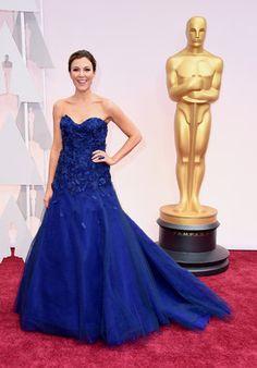 Thea Andrews Oscars 2015