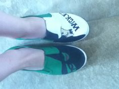 Wicked shoes #DIY