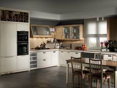 INDUSTRIAL CHIC | Kitchen by L'Ottocento
