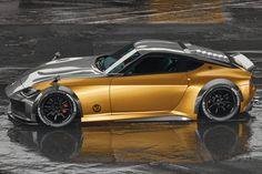 Datsun Car, Datsun 240z, Nissan Z Cars, Nissan 350z, Japanese Sports Cars, Japanese Cars, Tuner Cars, Jdm Cars, Futuristic Cars