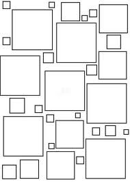 geometric coloring pages | Picornot!