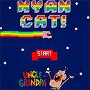 Uncle Grandpa Flappy Nyan Cat