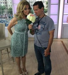 Kathie Lee Gifford in Adrianna Papell Lace Dress Types Of Dresses, Day Dresses, Kathie Lee Gifford, Bridesmaid Dresses, Wedding Dresses, Adrianna Papell, Cute Hairstyles, Evening Gowns, Lace Dress