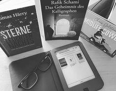 Trotz Urlaub und Hochzeit hielt der August als mein #lesemonat einiges bereit, juhu! Das #hörbuch machte uns die 900km am Abreisetag um einiges leichter.  #thomashärry #sterneleuchtennachts #rafikschami #dasgeheimnisdeskalligraphen #dietreppe #fabiennesita #berufreiseblogger #patrickhundt #chrisgeletneky #midlifecowboy #bookstagram #booklover #hardcover #softcover #ebook #tolino #germanliterature #novel #igreads #lesen #lesenisttoll #roman #bookish #bookworm #booknerd #august