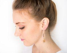 Trina Jewel Dangle Earring