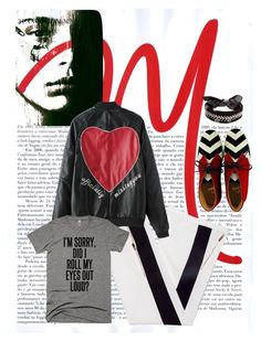 """""""Untitled #543"""" by obsessedaboutstyle on Polyvore featuring Fallon"""